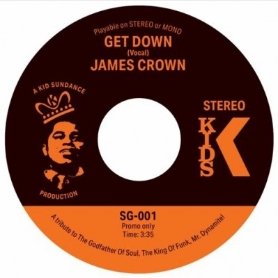James Crown - Get Down