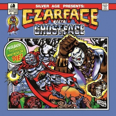 Czarface (Inspectah Deck&7L&Esoteric) - Czarface Meets Ghostface