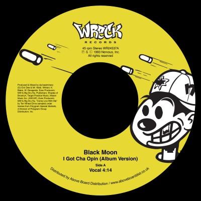 Black Moon - I Got Cha Opin