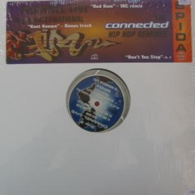 Various - The Connected Hip Hop Remixes