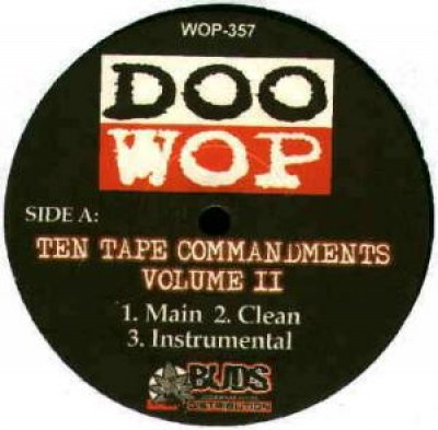 Doo Wop - Ten Tape Commandments / Doo Wop Presents Philly's Finest