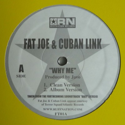 Fat Joe & Cuban Link - Why Me?