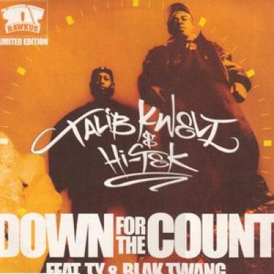 Talib Kweli - Down For The Count
