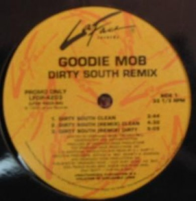Goodie Mob - Dirty South (Remix)