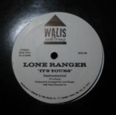 Lone Ranger - It's Yours