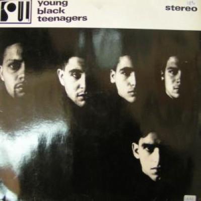 Young Black Teenagers - Same