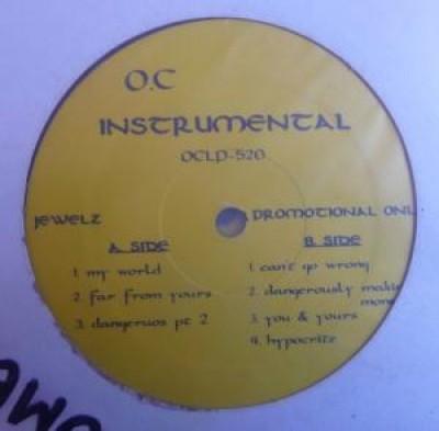 O.C. - Jewelz (Instrumental)