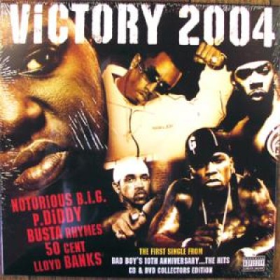 P. Diddy - Victory 2004