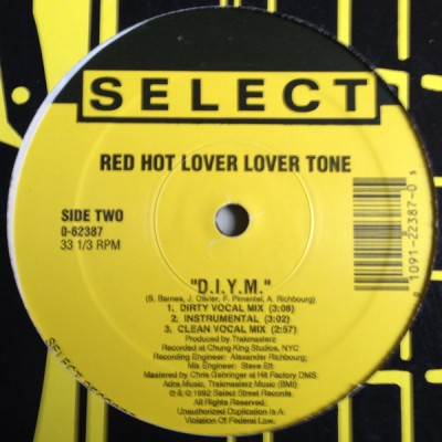Red Hot Lover Tone - Pu**y's All That