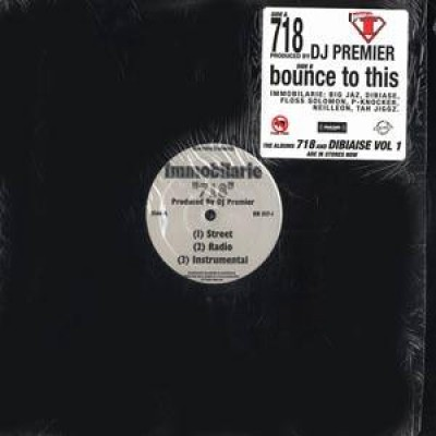 Immobilarie - 718 / Bounce To This