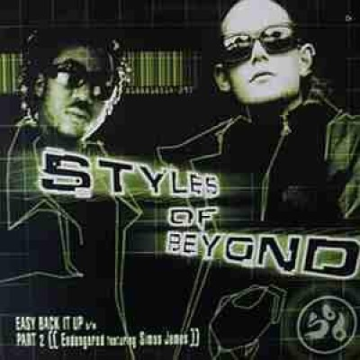 Styles Of Beyond - Easy Back It Up / Part 2
