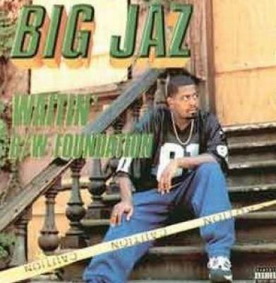 Big Jaz - Waitin' / Foundation