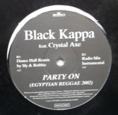 Black Kappa - Party On (Egyptian Reggae 2002)