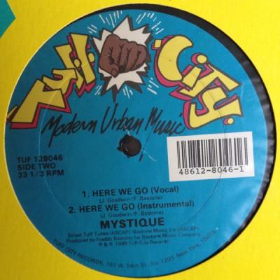 Mystique - I Rap Again