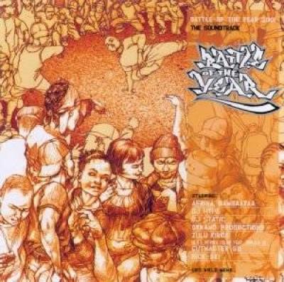 V.A. - Battle Of The Year 2001 Soundtrack
