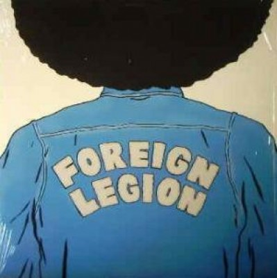 Foreign Legion - Let Me Tell You Something / Intangible MC's