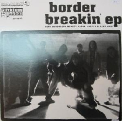 Various - Border Breakin' EP