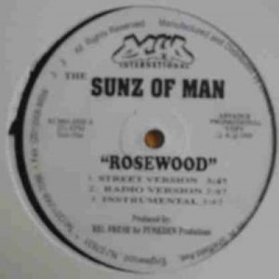 Sunz Of Man - Rosewood / Hell's Inmates