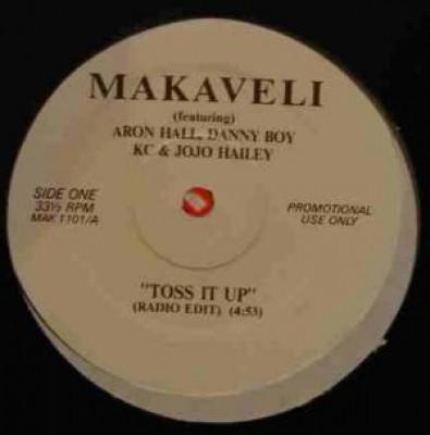 Makaveli - Toss It Up (feat. Aron Hall, Danny Boy, ..)