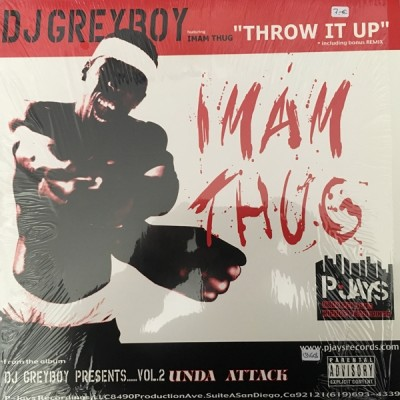 DJ Greyboy - Polygood / Throw It Up