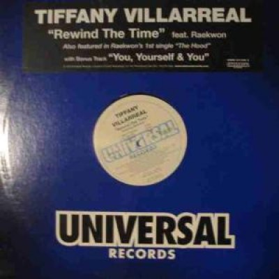 Tiffany Villarreal - Rewind The Time / You, Yourself & You