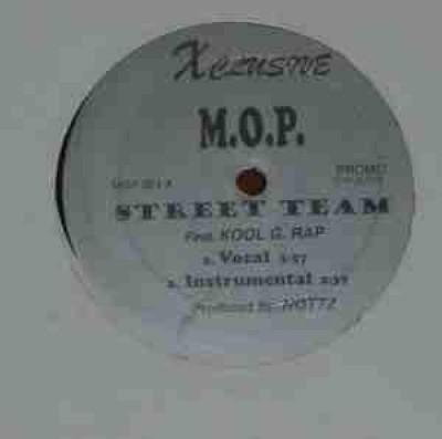 M.O.P. - Street Team / Home