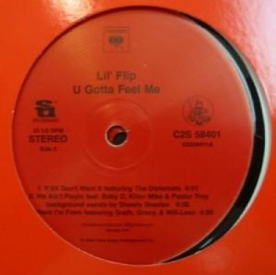 Lil' Flip - U Gotta Feel Me