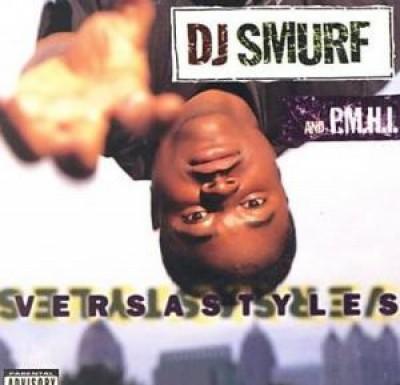 DJ Smurf & P.M.H.I. - Versastyles CD