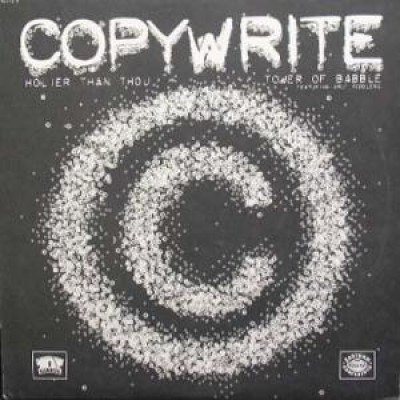 Copywrite - Holier Than Thou