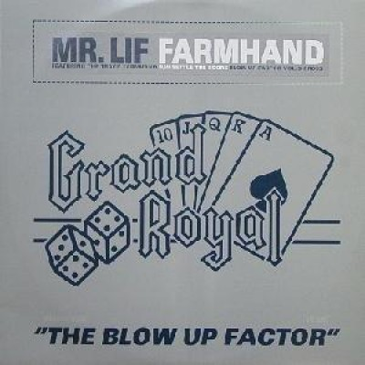 Mr. Lif - Farmhand