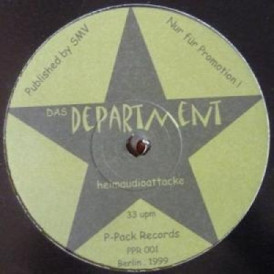 Das Department - Heimaudioattacke