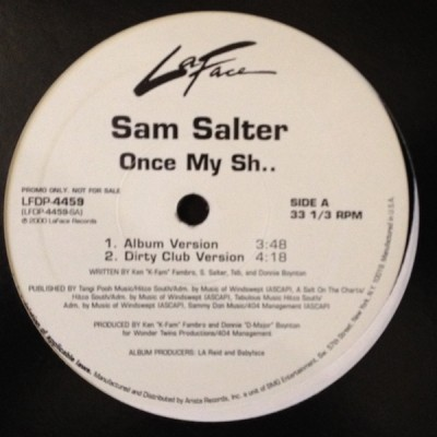 Sam Salter - Once My Sh..