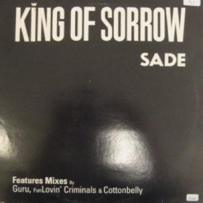 Sade - King Of Sorrow (+Remixes)