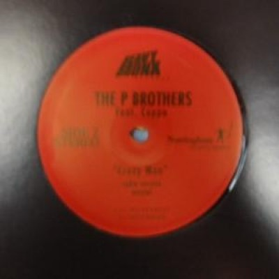P Brothers - Across The Planet / Crazy Man