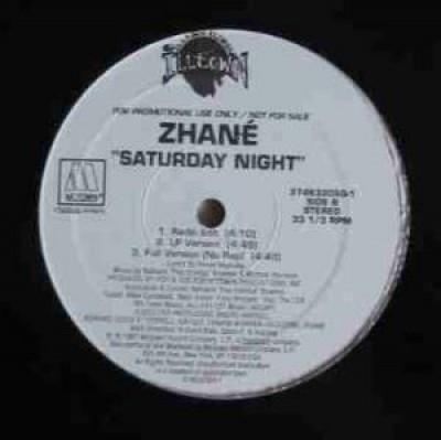Zhané - Crush / Saturday Night