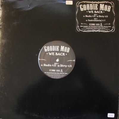 Goodie Mob - We Back