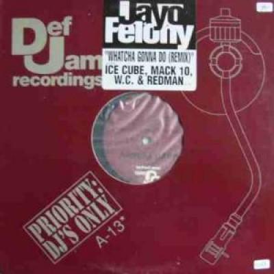 Jayo Felony - Whatcha Gonna Do (Remix)