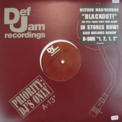 Method Man & Redman - Da Rockwilder / 1, 2, 1, 2
