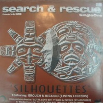 DJ Murge - Search & Rescue Single One