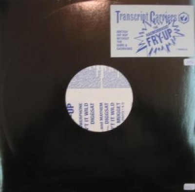 Transcript Carriers - The Haemorrhoid Fry-Up