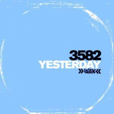 3582 (Fat Jon & J. Rawls) - Yesterday
