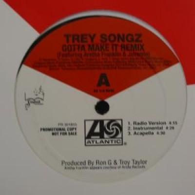 Trey Songz - Gotta Make It (Remix) / UR Behind
