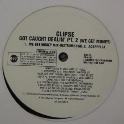 Clipse - Got Caught Dealin' Pt. 2 (We Get Money)