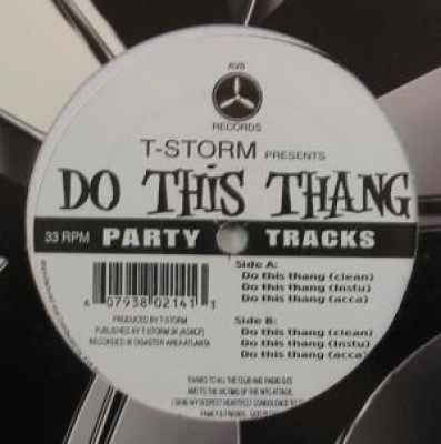 T-Storm - Do This Thang