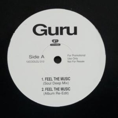Guru - Feel The Music