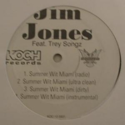Jim Jones - Summer Wit Miami