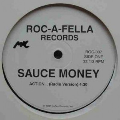 Sauce Money - Action...