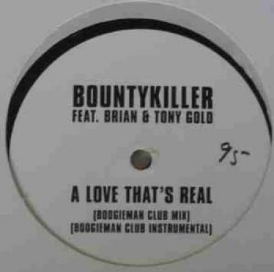 Bounty Killer - A Love That's Real
