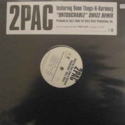 2Pac - Untouchable (Swizz Remix)
