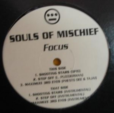 Souls Of Mischief - Focus (Shooting Stars/Step Off)